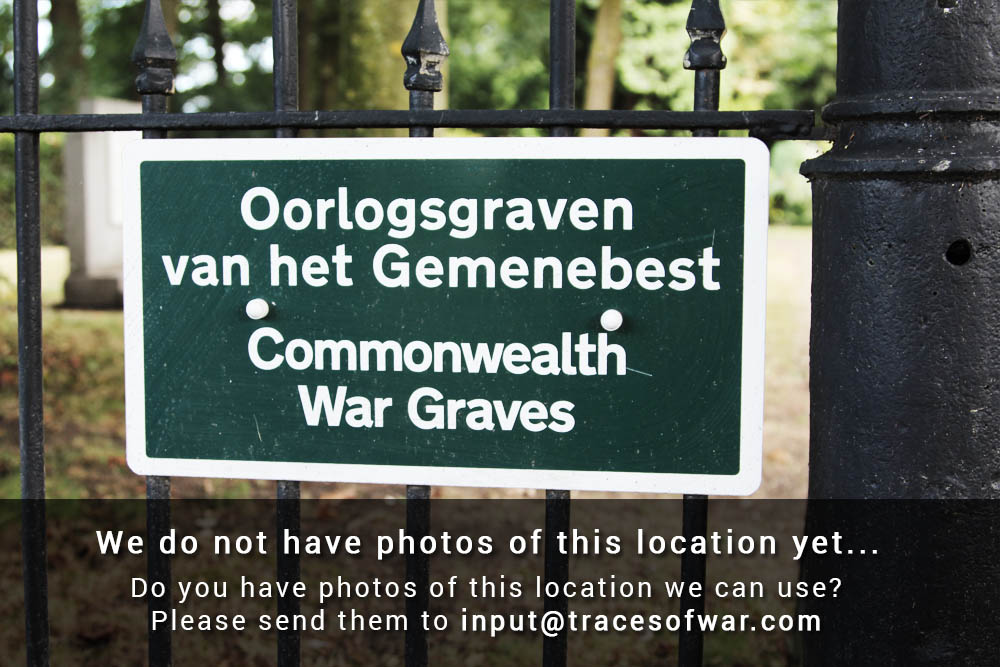 Commonwealth War Graves Le Mans